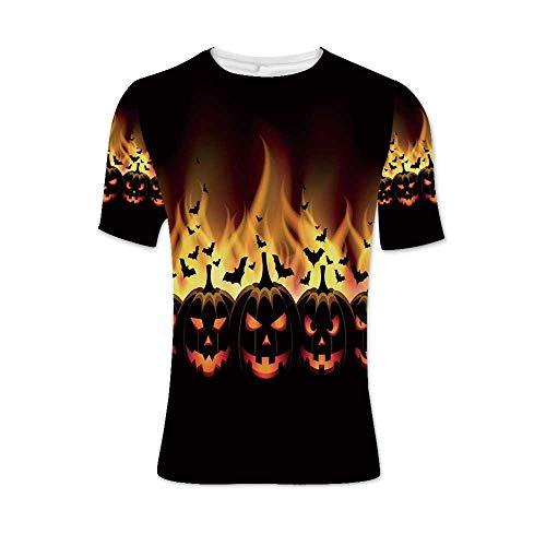 Vintage Halloween Fashionable T Shirt,for