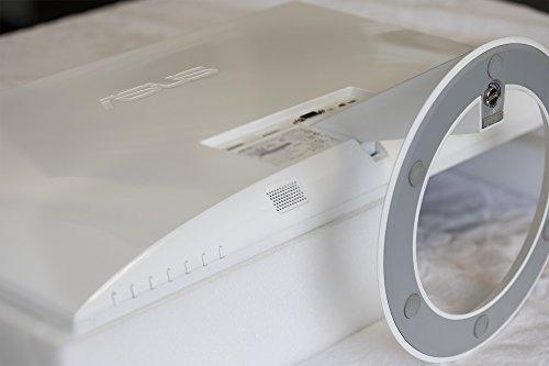 Asus Monitor Arm/Mount VESA Bracket Adapter Compatible with Asus VN279QL VN279QLN VX228 VX238 VX238D VX238H VX238H-W VX238N VX238S VX238T VX248H VX279Q, VX229H 100% Made in North America
