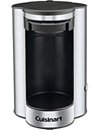 Cuisinart 1-Cup Stainless Steel Brewer At A Glance