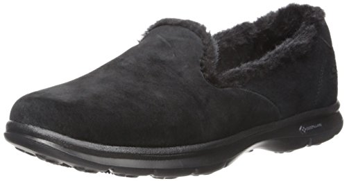 Skechers Performance Women's Go Step Velvety Suede Walking Shoe