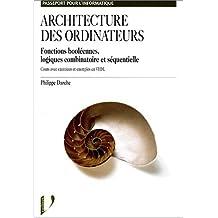 architecture des ordinateurs: fonctions booleennes