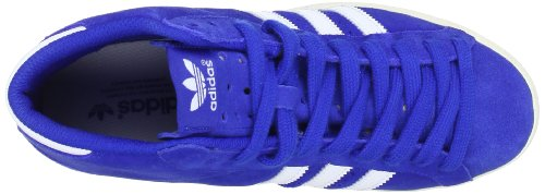 Trenere ekte Kurver Adidas Bleu Ecru Originals Blå Hvit Menns Modus Basketball Profesjonelle 7wRUIOq