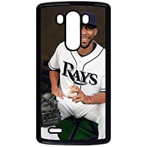 MLB&LG G3 Black Tampa Bay Devil Rays Gift Holiday Christmas Gifts cell phone cases clear phone cases protectivefashion cell phone cases HMFN635585906