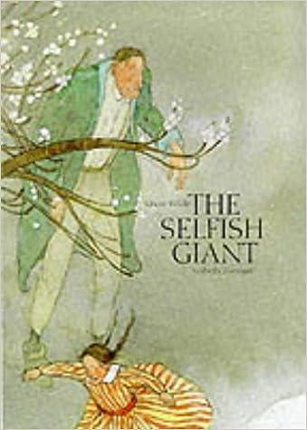 the selfish giant a michael neugebauer book oscar wilde lisbeth
