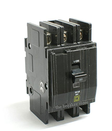 3P Standard Circuit Breaker 20A 240VAC by Square D
