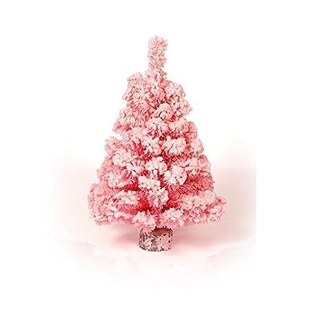 Regali Di Natale Romantici.Regali Del Festival Albero Di Natale Romantico Rosa Neve Mini