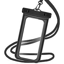 強化版 完全 防水ケース スマホ用 防水携帯ケース タッチ可能iPhon...