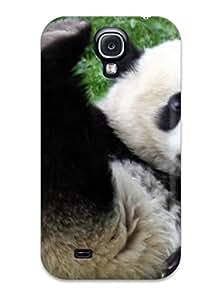 New Style LLBQNMHDJZUZY8RB New Panda Bears Tpu Cover Case For Galaxy S4