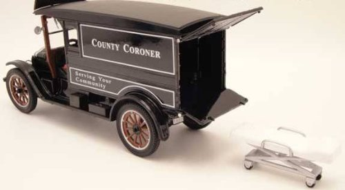 Coroner Wagon / Hearse/ Ambulance-Rare Collectible
