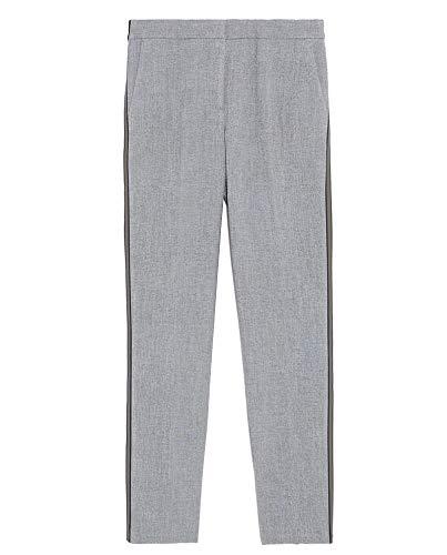 Femme 031 1608 Zara De Pantalon Latérale Jogging 7xrqzxr À Bande dwp07qXd