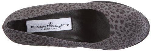 Para Mujer Julespump Remix Vestir Shoe Lona Zapatos De N42997001 Designers Azul S8FgnHqwn