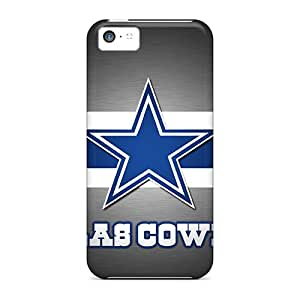 New Style JD-shop Dallas Cowboys Premium Tpu Cover Case For Iphone 5c