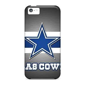 New Iphone Cover, Dallas Cowboys Premium Fashion Designed, Case Of Iphone 5c