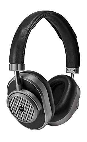Master & Dynamic MW65 Active Noise-Cancelling (Anc) Wireless Headphones - Bluetooth Over-Ear...