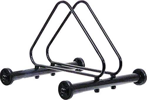 Action Wheely 1 Bike Floor Storage, Black
