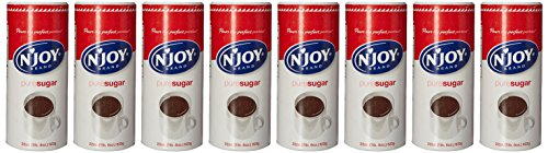 Price comparison product image N'joy - Pure Cane Sugar Canisters,  22 Oz - 8 Count