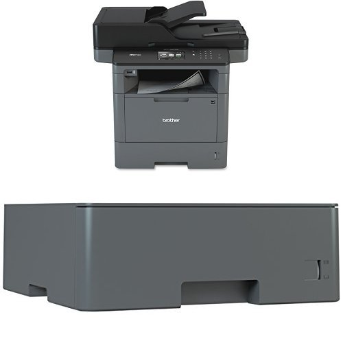 MFCL5800DW with Additional Lower Paper Tray (520 Sheet Capacity) (Sheet Paper Lower Tray Optional)