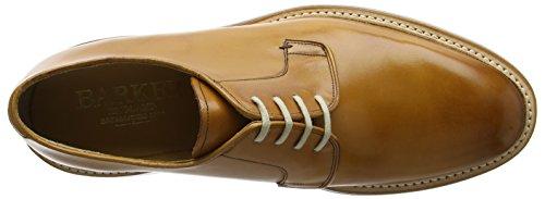 Cedar Fw10 Kingswood Cordones Derby de Calf Marrón Zapatos para Hombre Barker Rpq4AwUq