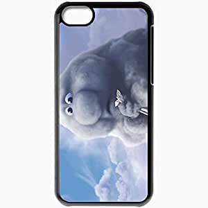 diy phone casePersonalized iphone 4/4s Cell phone Case/Cover Skin Obloko Nodule Cartoon Blackdiy phone case