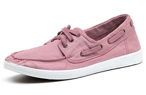 Vegan – Mode pour World Eco Chaussures Natural – Tennis Lacets – NOUVEAUTÉ en Chaussures Tendance Tissu Femmes à 552 R1xA6nw
