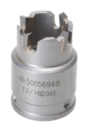 Greenlee 645-13/16 Quick Change Stainless Steel Hole Cutter, 13/16-Inch by Greenlee (Image #3)