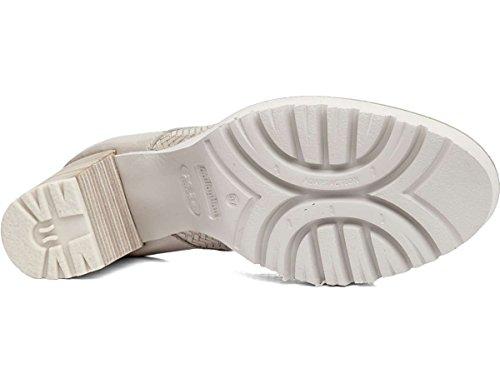 Schuhe Metalic Natural hohen Callaghan Calzature Absätzen 21920 mit fxtwn5Ygq0