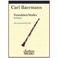 Foundation Studies, Op. 63: Clarinet