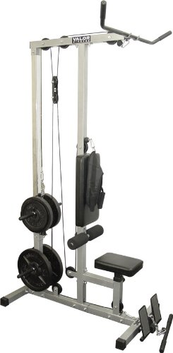 Valor Athletics PLG Lat Pull/Curl/Ab Home Gym