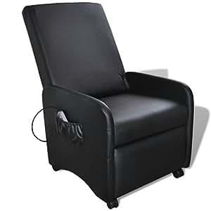 xinglieu sillón de Masaje eléctrica regulable de piel ...