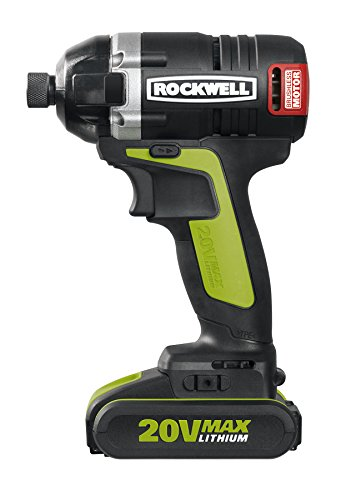 Rockwell RK2860K2 Li-ion Brushless Impact Driver, 20V by Rockwell (Image #6)