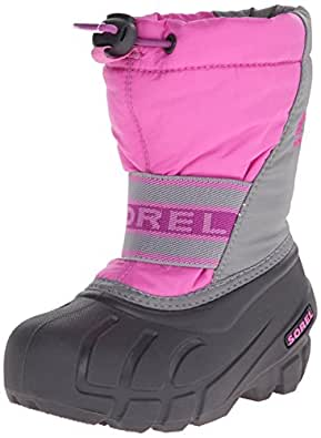 Amazon.com | Sorel Youth Cub V B Raz Cold Weather Boot