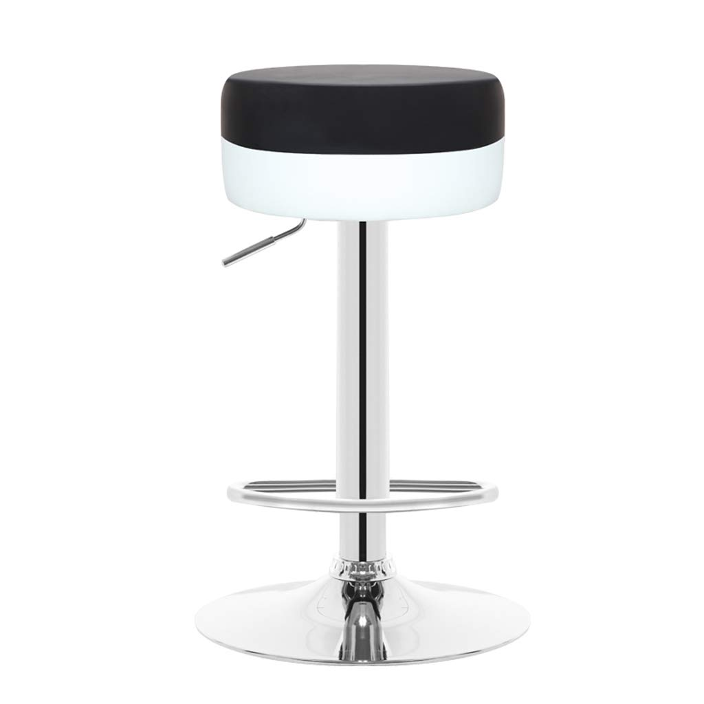 A Sitting height 70-90 Byx- Bar Chair Lift redating Front Desk High Stool Bar Stool Mobile Phone Shop Stool Leisure Chair Beauty Chair Hairdressing Chair @ (color   C, Size   Sitting Height 70-90)