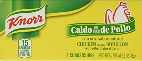 (Knorr Chicken Bouillon Cubes 8 Count)