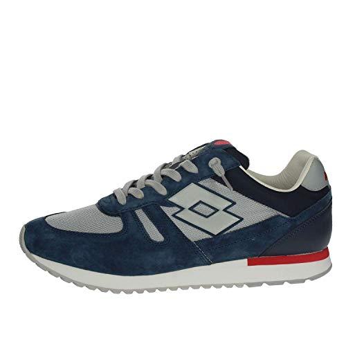 Leggenda Azul 1vj Lotto Sneaker L58233 Hombre XFwq8dx1