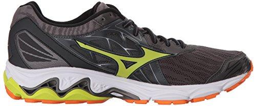 Pictures of Mizuno Men's Wave Inspire 14 Running Shoe Black 9 M US 3