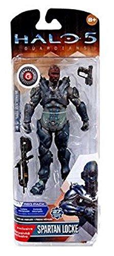 Mcfarlane Halo 5 Guardians Series 1 Spartan Locke Exclusive