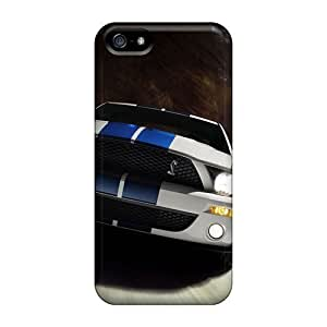 For Iphone Case, High Quality Shelby Gt 500 For Iphone 5/5s Cover Cases