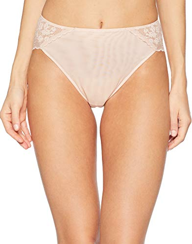 Cherry Blossom Panty - Natori Women's Cherry Blossom: French Cut, Cameo Rose, S