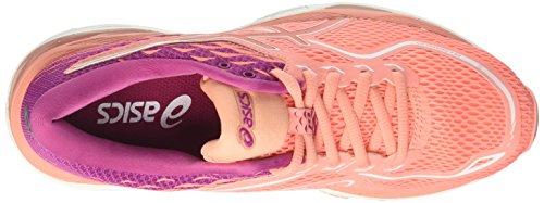 Begonia Running Rose de Rouge Femme 0606 2a Begonia Baton Pink Cumulus Gel Chaussures 19 Asics Pink xHPYf