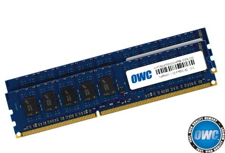 OWC 4.0GB (2 x 2GB) DDR3 ECC PC10600 1333MHz SDRAM ECC For Mac Pro by OWC
