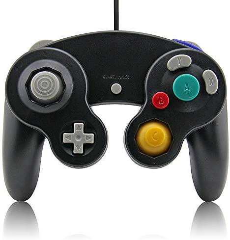 control estilo gamecubre Wii Nintendo Gamecube