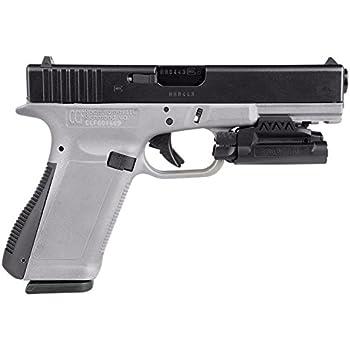 LaserMax Spartan SPS-C-G Adjustable Fit Laser/Light Combo Green Dot Sight
