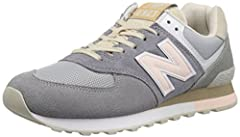 Experience soft support in a stylish lifestyle shoe with the New Balance 574v2 sneaker. Featuring encap midsole cushioning and a cushioned heel, these kicks are built to keep your feet comfy all day long. The breathable upper keeps your feet ...
