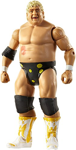 WWE SummerSlam Action Dusty Rhodes Figure