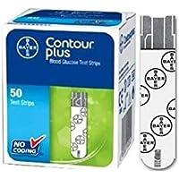 Contour Plus 50 Şeker Ölçüm Strip