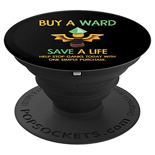 (Buy a Ward Save a life League pop for Legends - PopSockets Grip and Stand for Phones and)