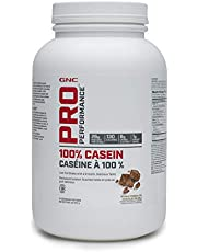 GNC Pro Performance® 100% Casein - Double Chocolate, 24 Servings, 26 Grams of Protein