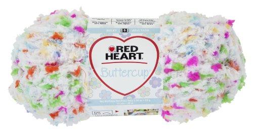 Red Heart Buttercup Yarn, Carnival