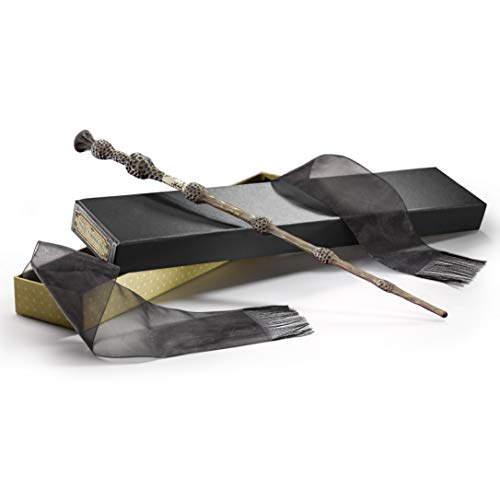 The Noble Collection Fantastic Beasts Gellert Grindelwald Wand