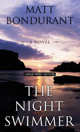 book cover of The Night Swimmer